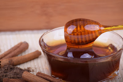 kayu manis dan madu untuk kesuburan