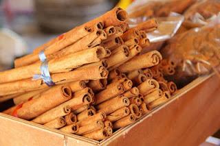 kayu manis bumbu dapur untuk kesuburan wanita
