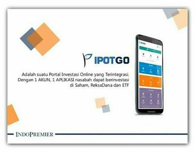 Ipot go aplikasi investasi online