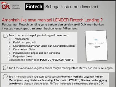 fintech sebagai instrumen investasi