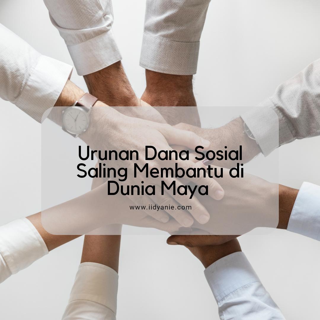 urunan dana sosial crowdfunding