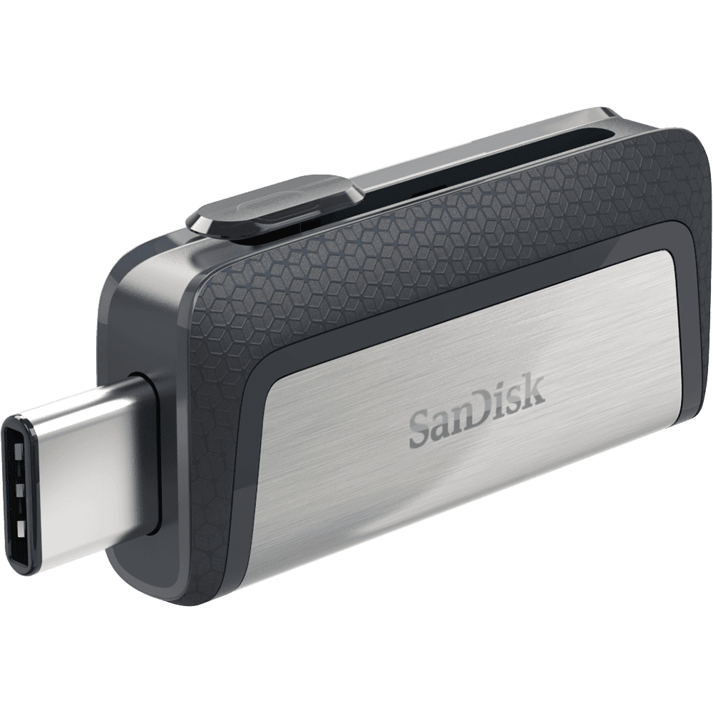 sandisk dual drive for tipe c connector