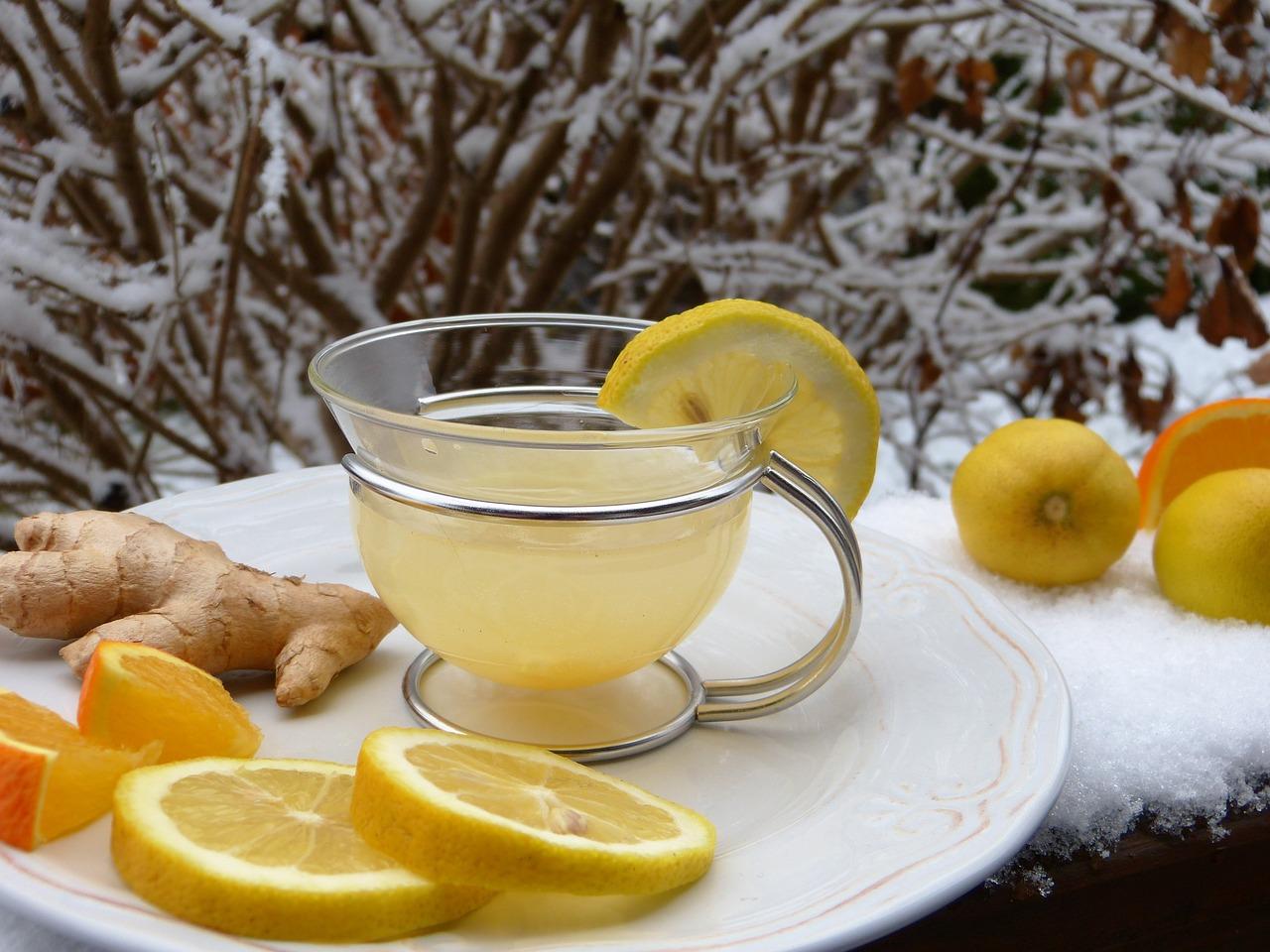 campuran lemon dan baking soda atasi asam urat