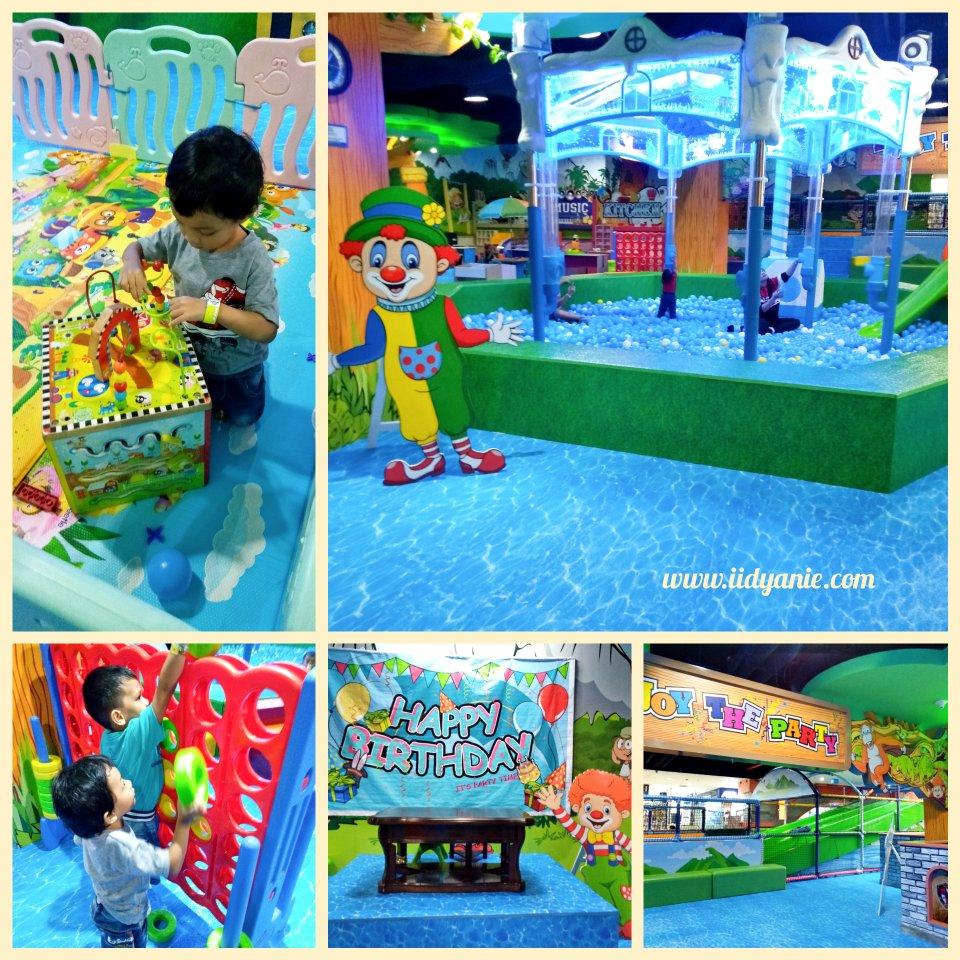 tempat bermain anak cocoland plaza medan fair