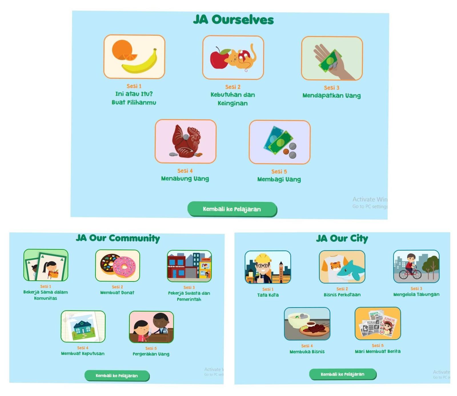 3 segmen belajar interaktif anak cerdas