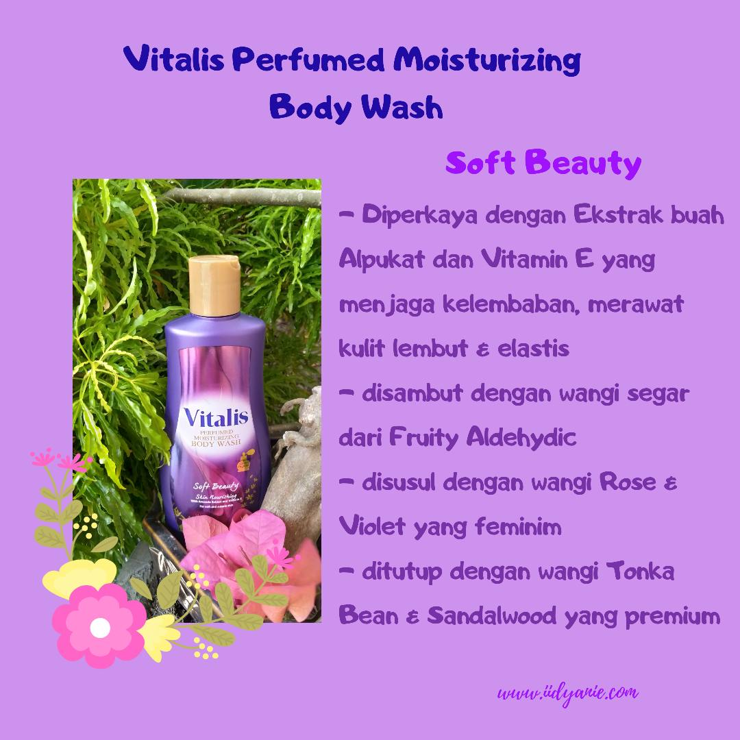 vitalis body wash sof beauty