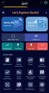 review aplikasi ipot menu ipotstock