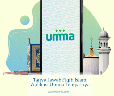 tanya jawab fiqih islam aplikasi umma tempatnya