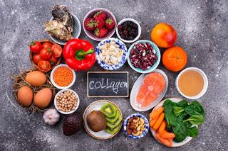 makanan yang mengandung tinggi kolagen