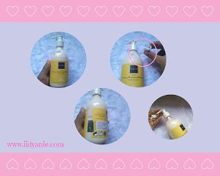 review scarlett whitening varian freshy body lotion membuat kulit cerah dan lembut