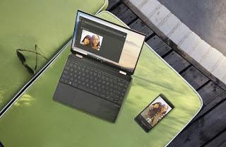 pc convertible laptop 2 in 1 hp spectre x360 14 ramah lingkungan