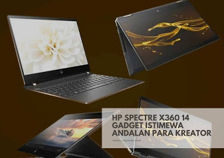 hp spectre x360 14 convertible pc gadget for creators