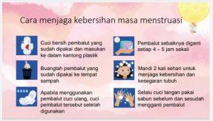 Tips menjaga kebersihan saat menstruasi