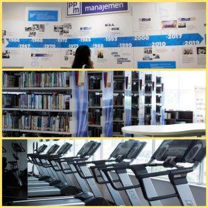 Fasilitas di ppm school of management