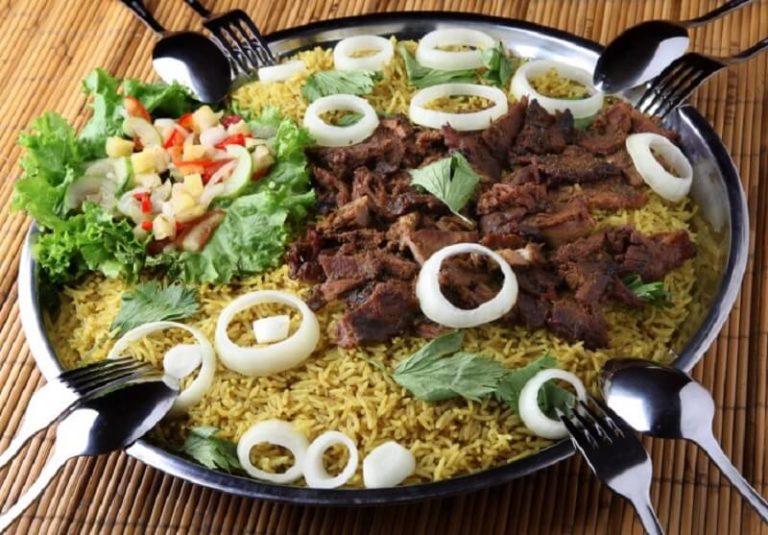 bumbu kebuli pilihan dari cairo food untuk nasi kebuli terbaik