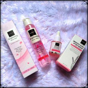 Review scarlett whitening face care facial wash dan serum wajah