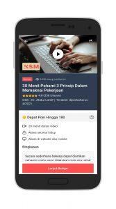 aplikasi belajar online QuBisa 3 prinsip dalam memaknai pekerjaan dalam bekerja