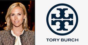perubahan nama label logo merek tory burch