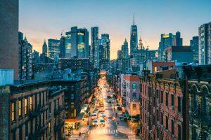 pengalaman kerja tory burch di kota new york