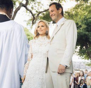 pernikahan tory burch dengan investor kaya raya